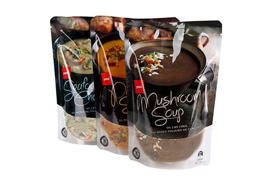 prepared food packaging