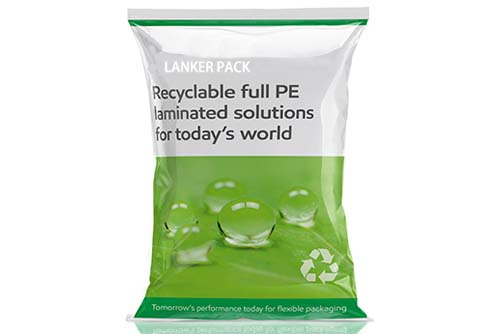 recyclable packaging bags