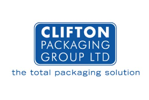 Clifton packaging logo