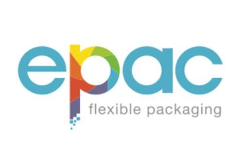 Epac flexible packaging logo