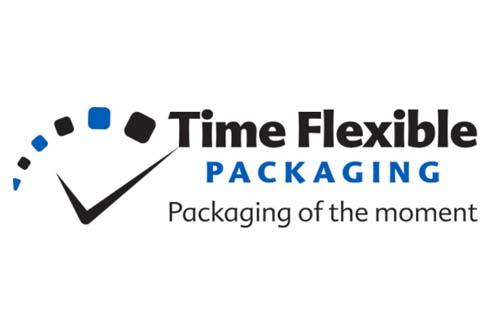 Time flexible logo