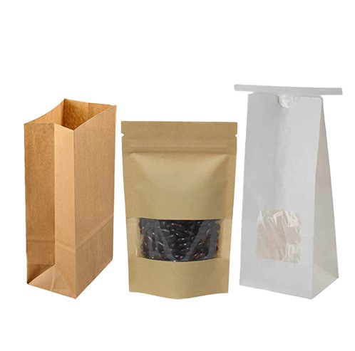 paper pouch for food