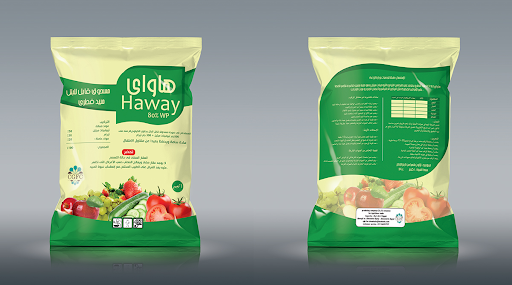 Agricultural flexible pouch packaging
