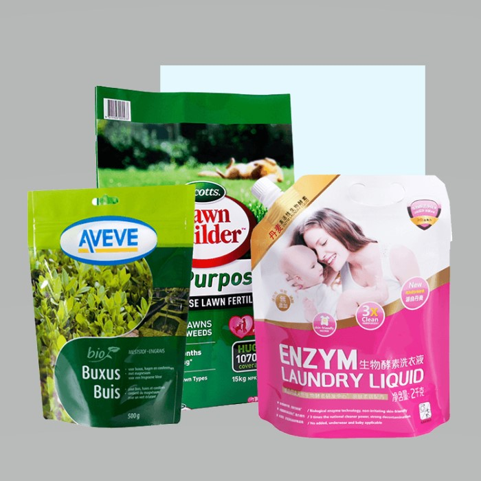 Custom Organic Food Packaging Bags