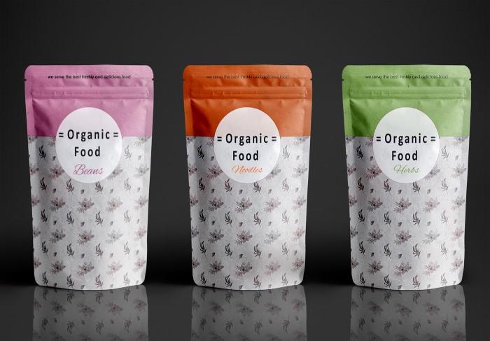 organic food packaging bags