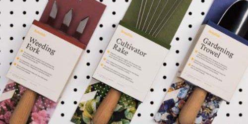 Gardening tools packaging