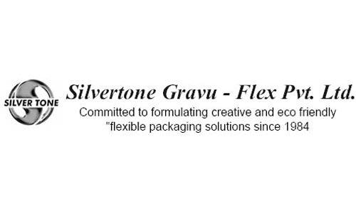 Silvertone Gravu-Flex logo